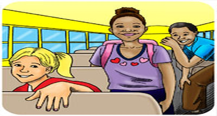 Tips for a SAFE and COMFORTABLE Bus Ride