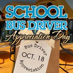 Happy Driver Appreciation Day!