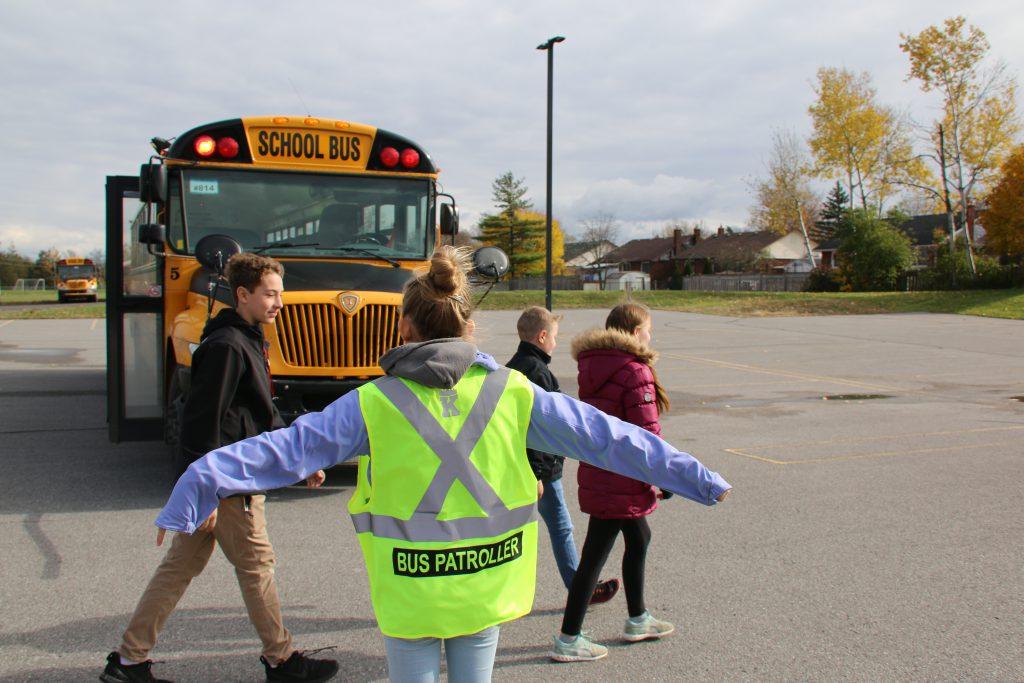 Bus Patroller